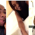 VIDEO:Davido's New Girlfriend Chioma Gets Saucy As They Hooked Up in Bed