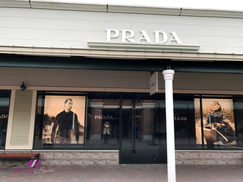 gotemba premium outlet shopping prada sale