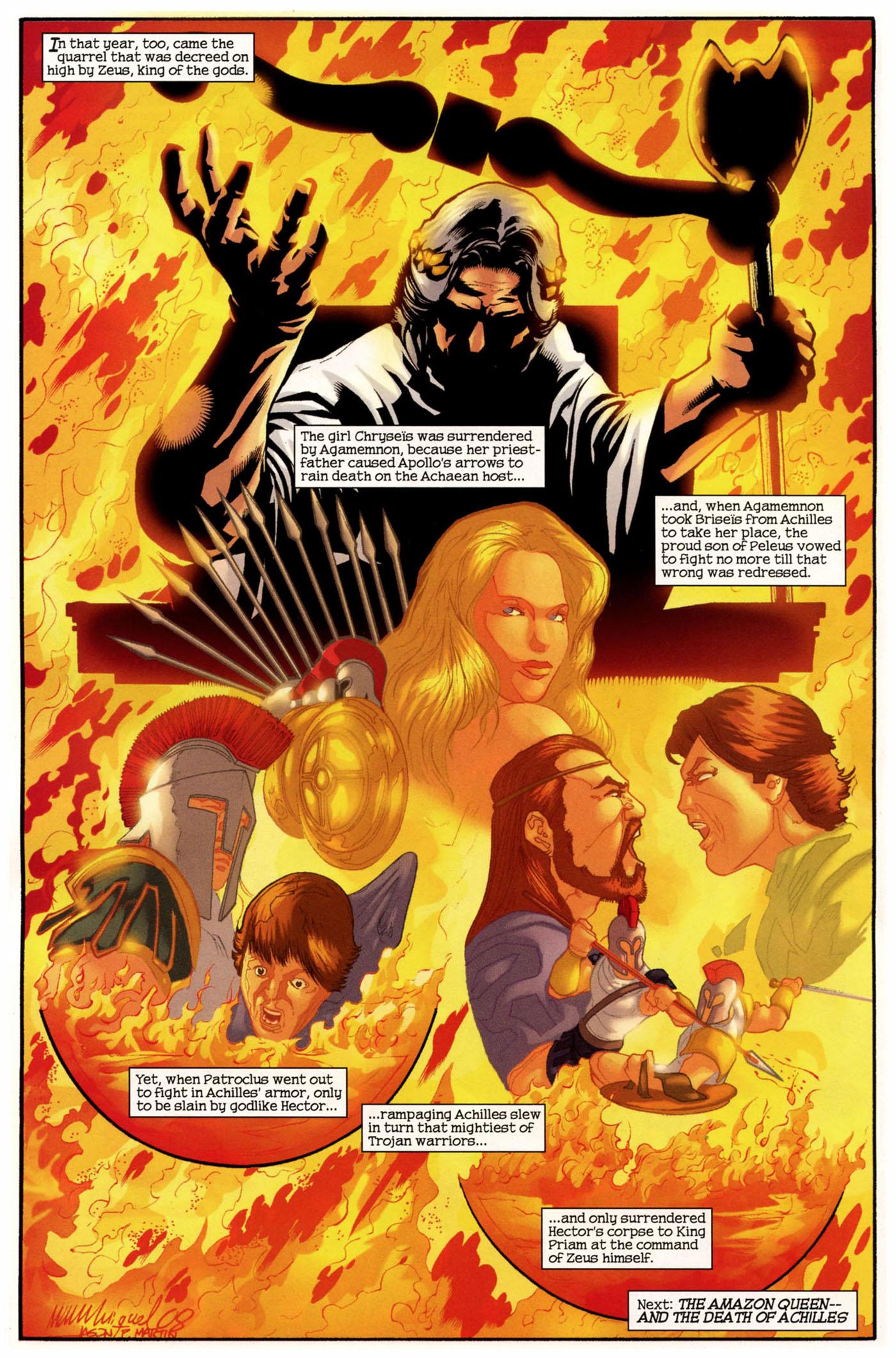 Read online Trojan War comic -  Issue #2 - 24