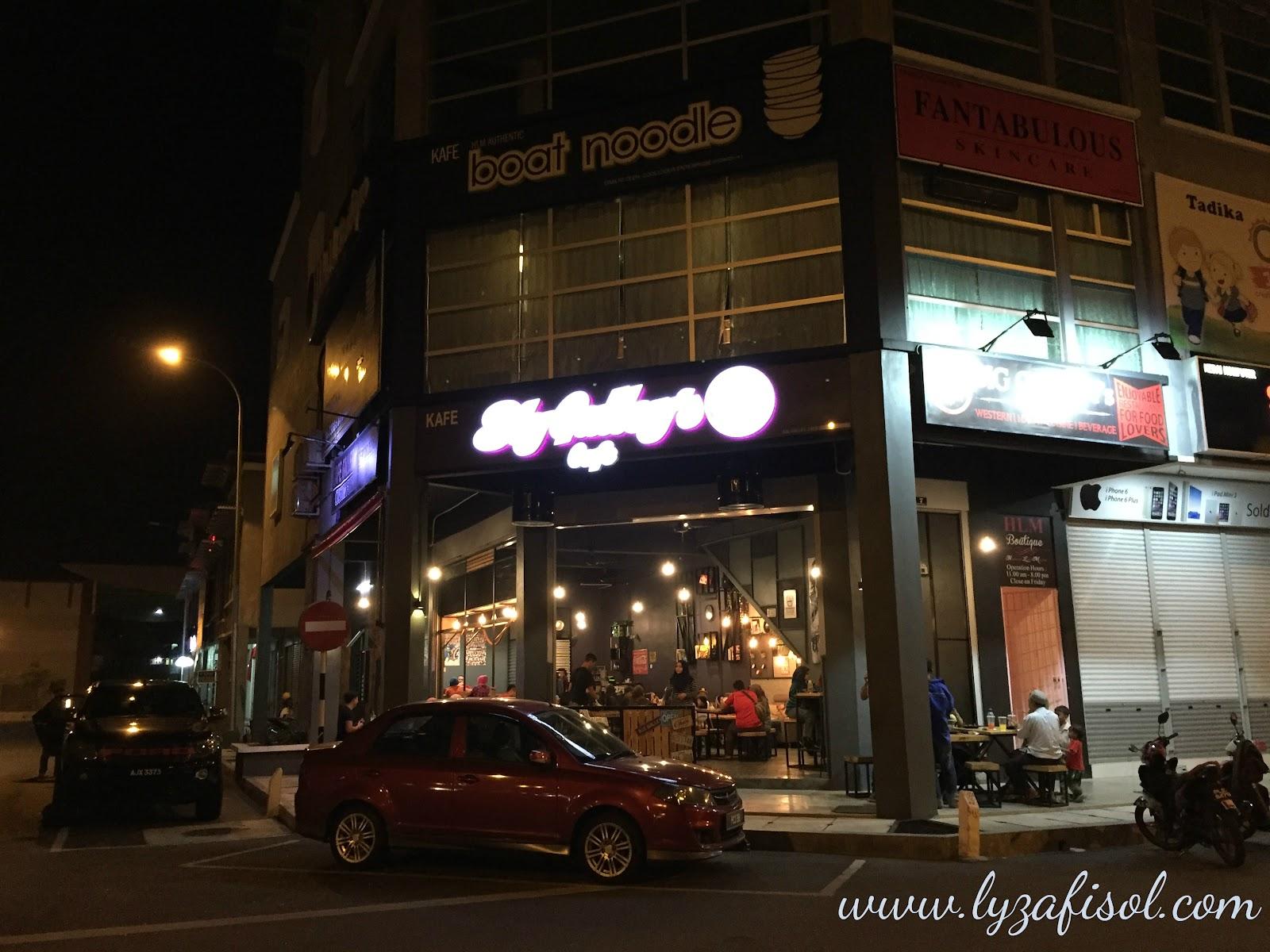Deco Cafe Alor Setar Menu