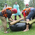 Bamboo Raft , Team Building