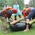 Bamboo Raft , Team Building