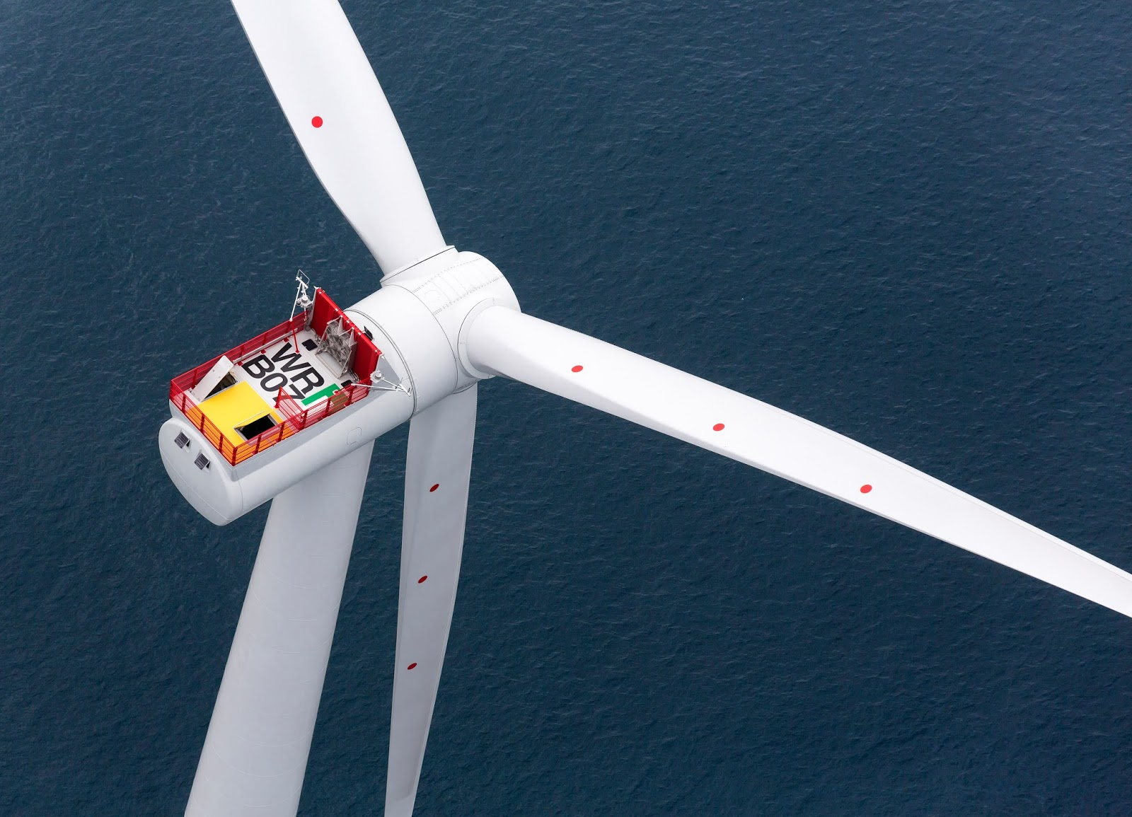Second Wind BMW >> Wind energy in Great Britain: Siemens wind turbines for ...
