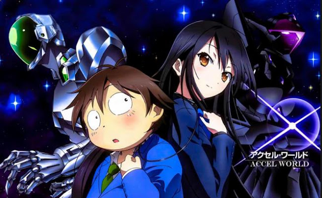 Accel World - Anime Tokoh Utama Diremehkan