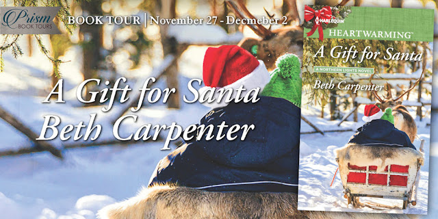 A Gift for Santa by Beth Carpenter – 6 Things You Might Not Know About Reindeer