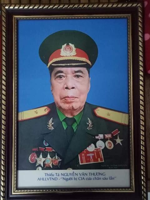 """'TAO THUA RỒI , MÀY LÀ SINH VẬT THÉP !' - Anh hùng lực lượng vũ trang nhân dân Việt Nam """"Người bị CIA cưa chân sáu lần"""""""