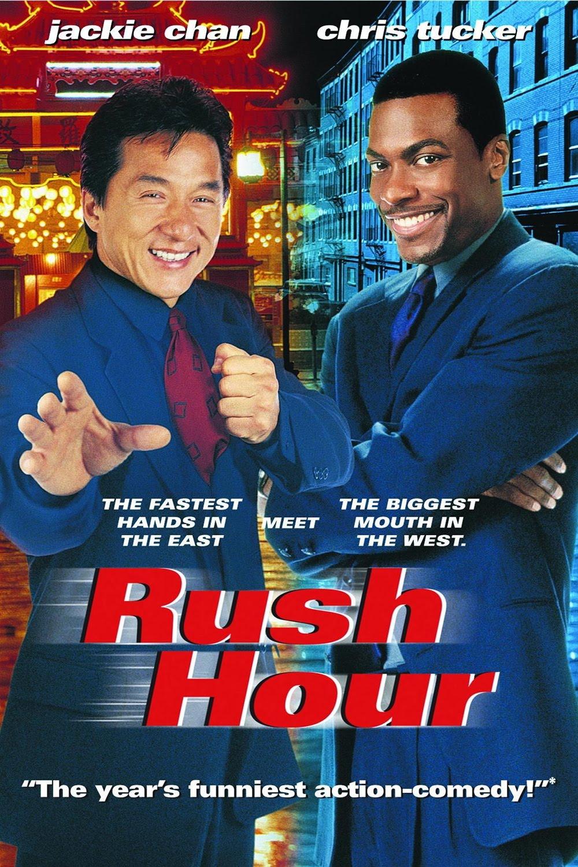 Rush Hour คู่ใหญ่ฟัดเต็มสปีด ภาค 1 HD 1998