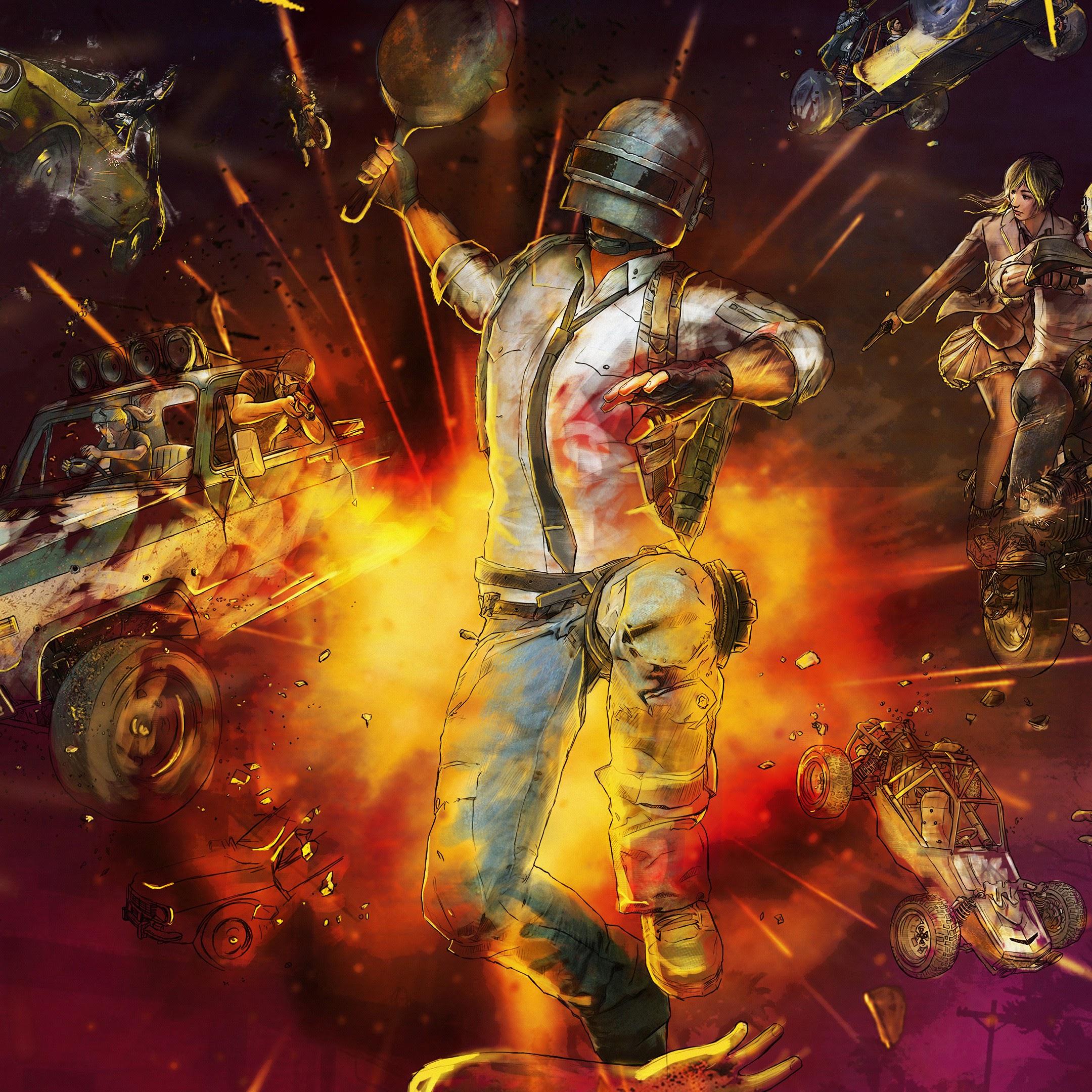 PUBG, PlayerUnknown's Battlegrounds, 4K, #145 Wallpaper