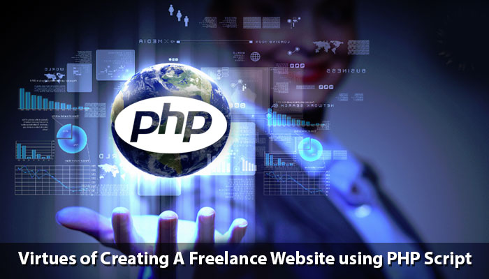 create freelance site using php script