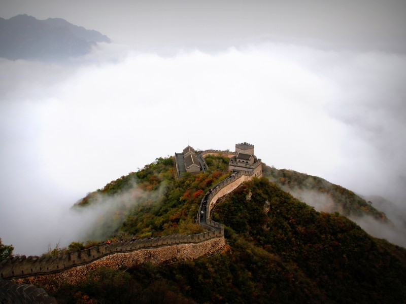 Download Great Wall of China Qiángzhǐ HD wallpaper. Click Visit page Button for More Images.