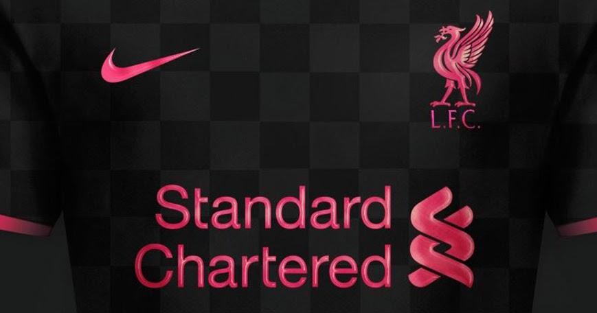 Prediction Nike Liverpool 20 21 Third Kit Concept
