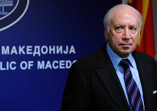 Στα Σκόπια ο Νίμιτς με τις προτάσεις της ελληνικής κυβέερνησης