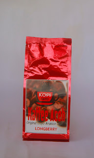 Kopi Arabika Gayo Longberry Kaffee Aceh