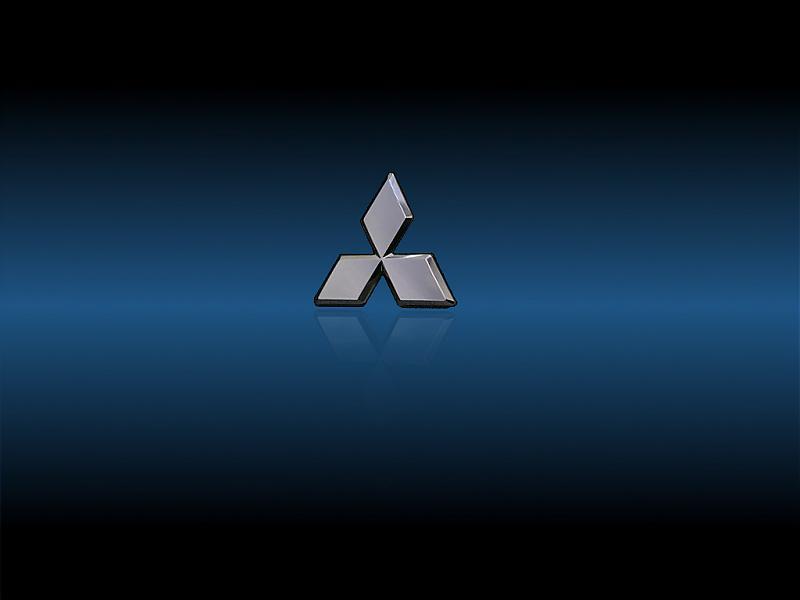 Mitsubishi Logo Auto Cars Concept
