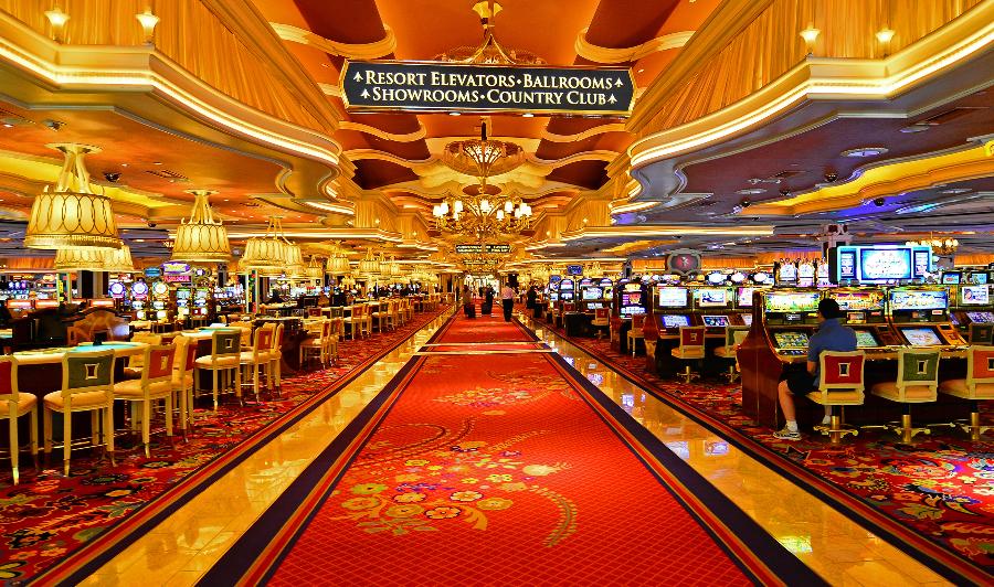 Photos las vegas casinos american roulette table images