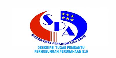 Deskripsi Tugas, Gaji dan Kelayakan Pembantu Perhubungan Perusahaan Gred S19