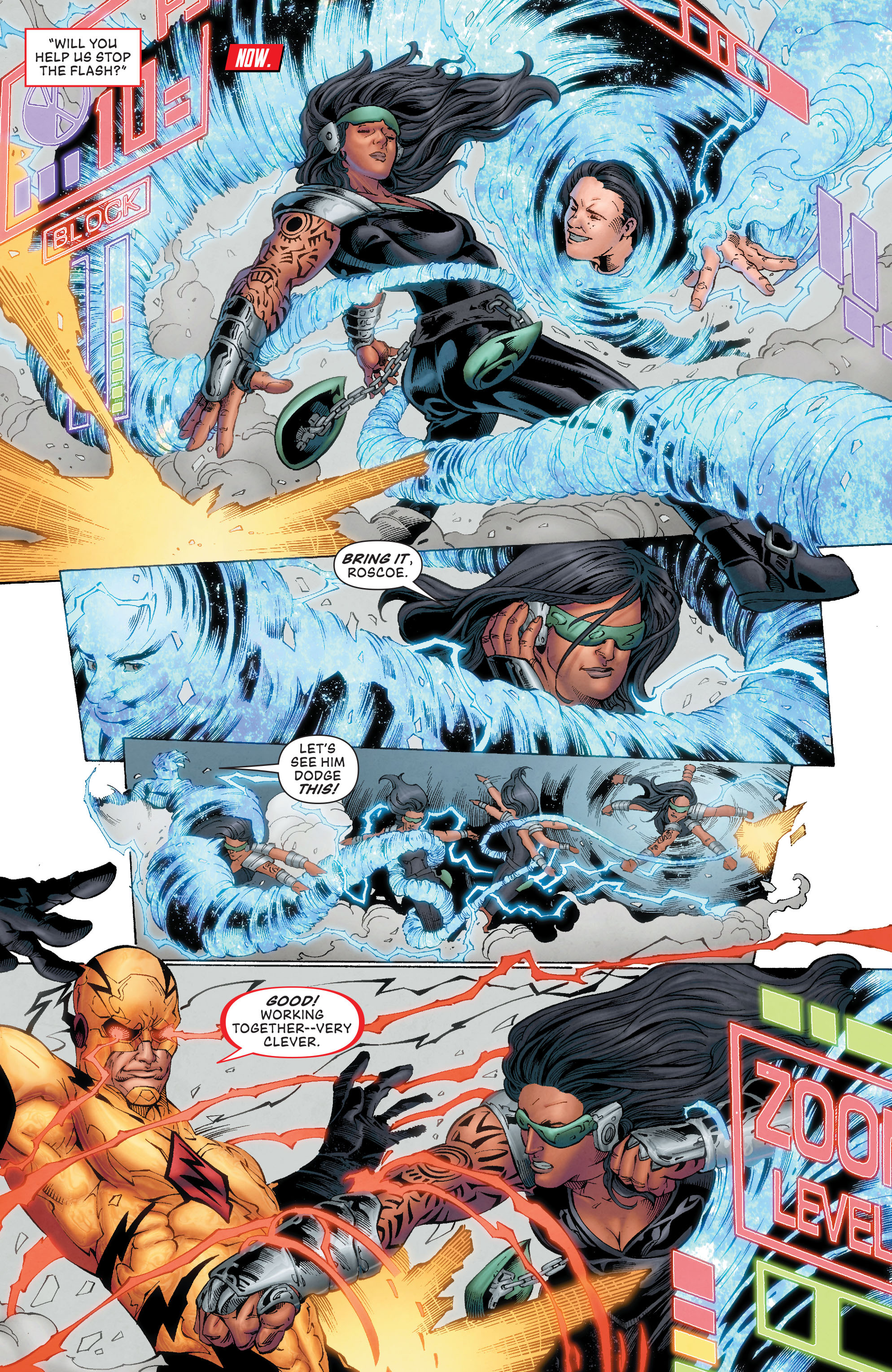 Read online The Flash (2011) comic -  Issue # Annual 4 - 26