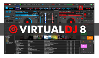 Atomix Virtual DJ Pro 8 + Patch