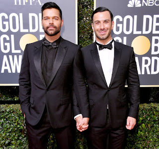 Gay Lovers!! Ricky Martin Confirms Marriage to Jwan Yosef