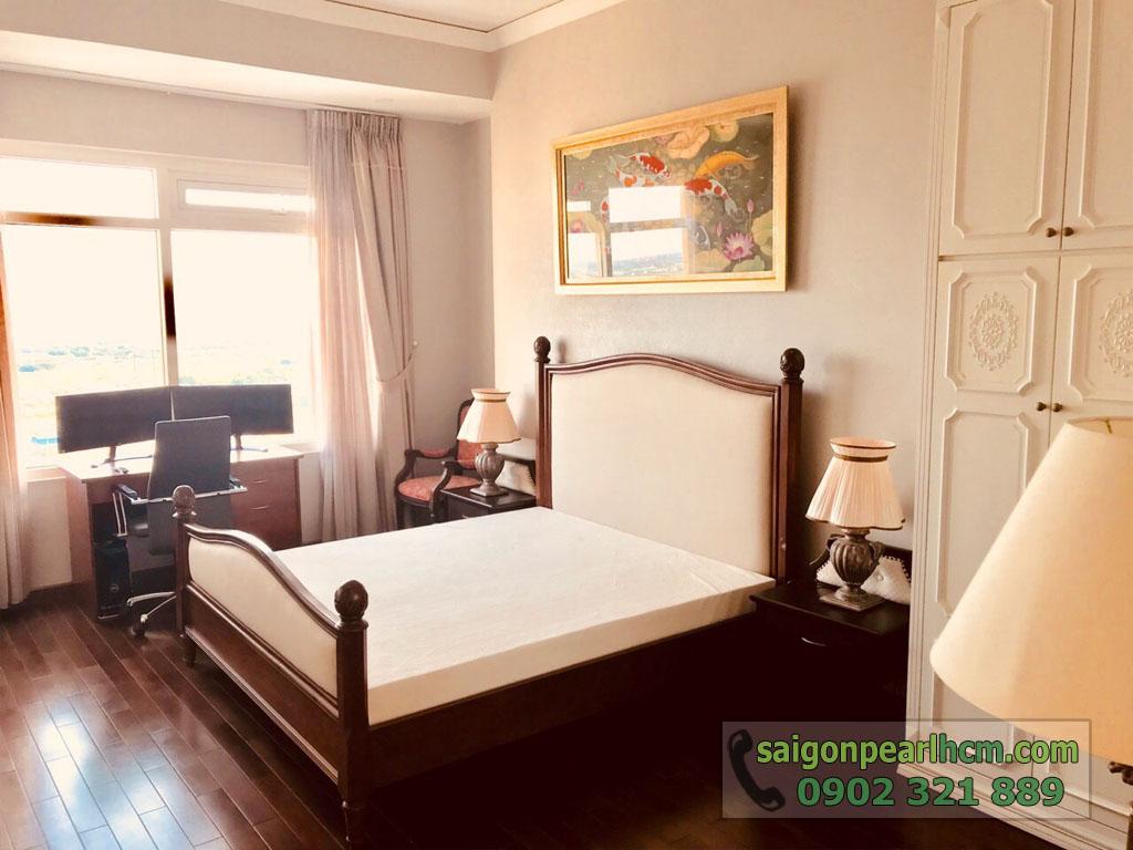 Penthouse cực đẹp và sang trọng tại Saigon Pearl Shaphire cho thuê - hình 13