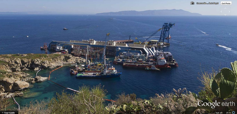 Costa Concordia Ship Cruises