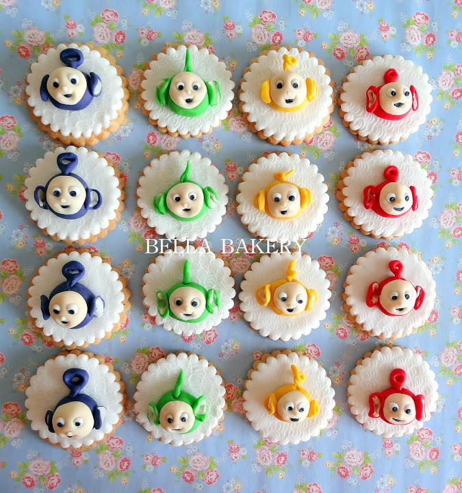 Teletubbies Cake Amp Cookies