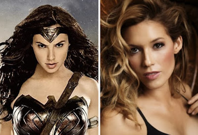 Alicia Vela-Bailey Stuntwoman Gal Gadot di film Wonder Woman