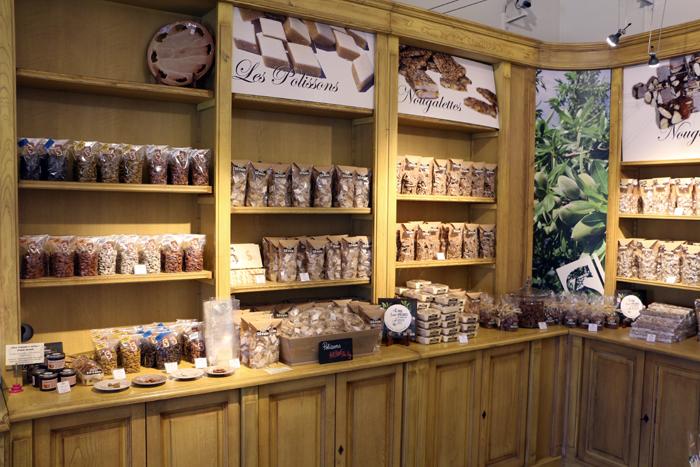 Nougaterie Silvain Shop