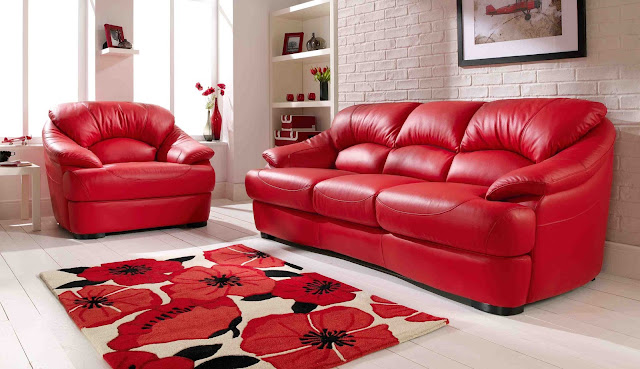 Leather Living Room Sofa Sets - Modern Italian Furniture