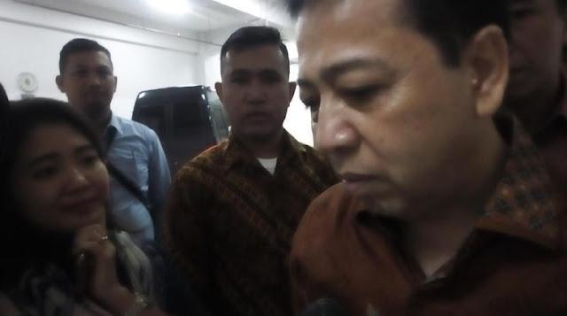 Nazaruddin Sebut SBY dan Ibas Bersih dari e-KTP, Ini Kata Setya Novanto