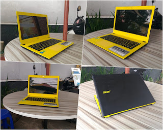 laptop gaming bekas acer aspire e5-473g