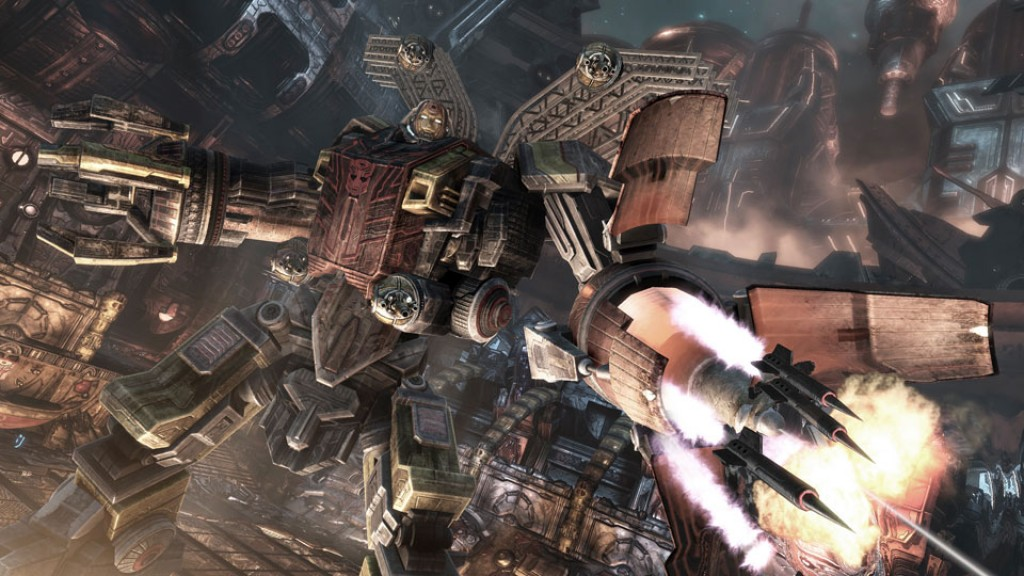transformers fall of cybertron free download with multiplayer