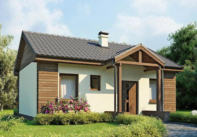 каркасный дом ключ недорого