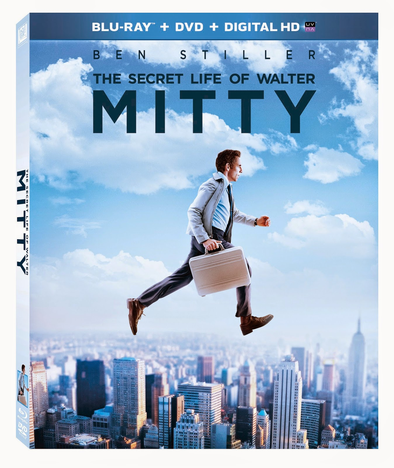 Blu-ray Review - The Secret Life of Walter Mitty