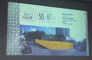 bko wave perdizes apartamento