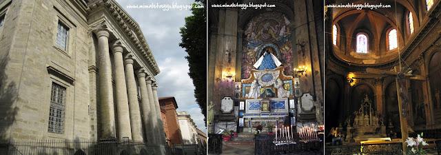Iglesia Notre-Dame de la Daurade en Toulouse