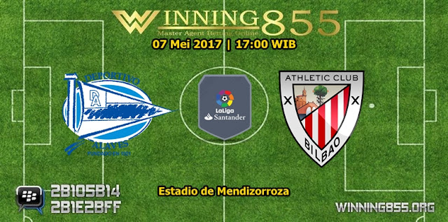 Prediksi Skor Deportivo Alaves vs Athletic Bilbao 07 Mei 2017