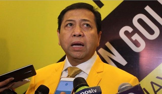 KPK Kembali Tetapkan Novanto Jadi Tersangka Kasus e-KTP