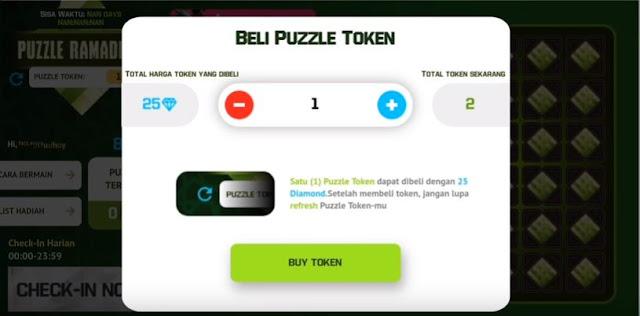 beli token puzzle ramadhan free fire