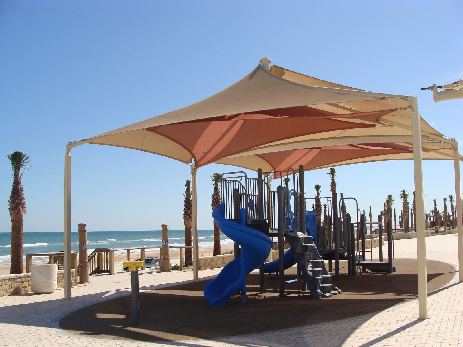 Ormond Beach S Andy Romano Beachfront Park