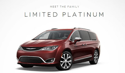 Chrysler Pacifica front view Hd Pictures 0