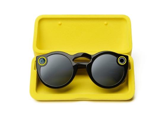 نظارات سناب شات الذكية متوفرة أخيرا