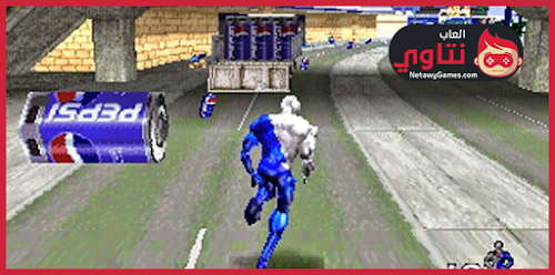تحميل لعبة بيبسي مان القديمة للكمبيوتر برابط مباشر - Download Pepsi Man Game