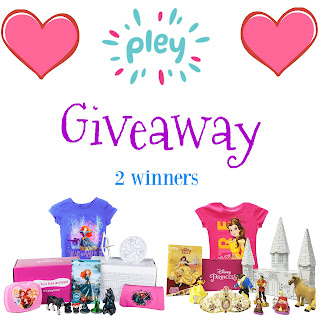 Enter the Pley Princess Giveaway. Ends 11/11.