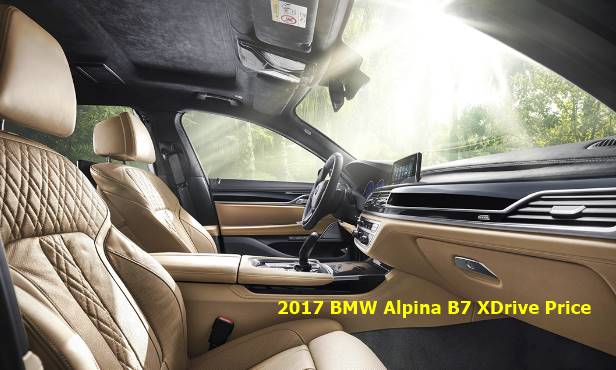 2017 BMW Alpina B7 XDrive Price