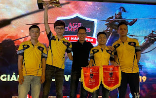 Tổng kết giải đấu AoE Việt Nam Open 2019 ngày thi đấu cuối cùng: Những chức vô địch lịch sử