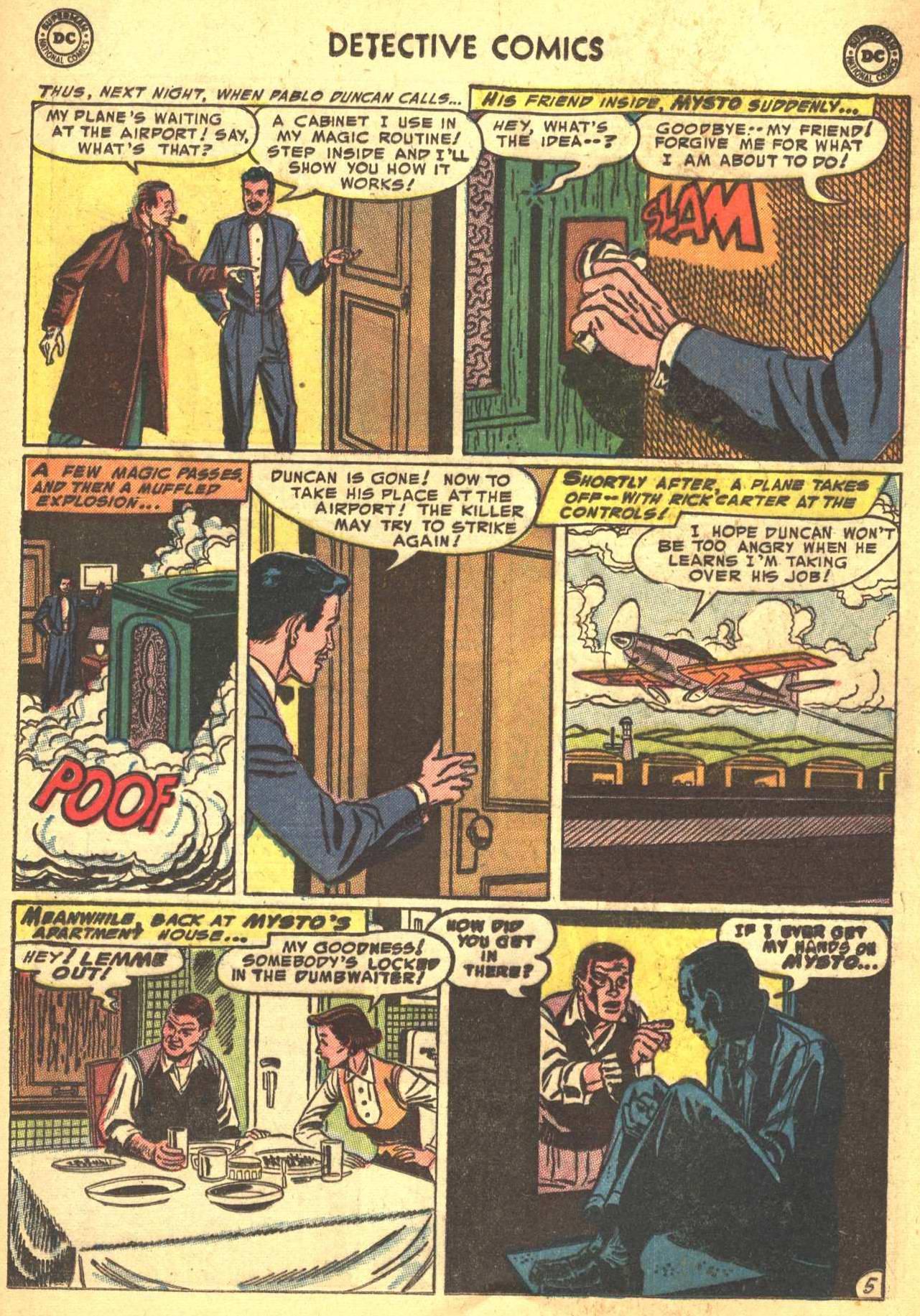 Read online Detective Comics (1937) comic -  Issue #206 - 26
