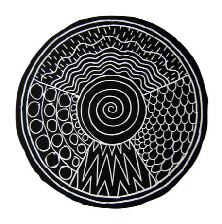 African spirituality dagara wheel