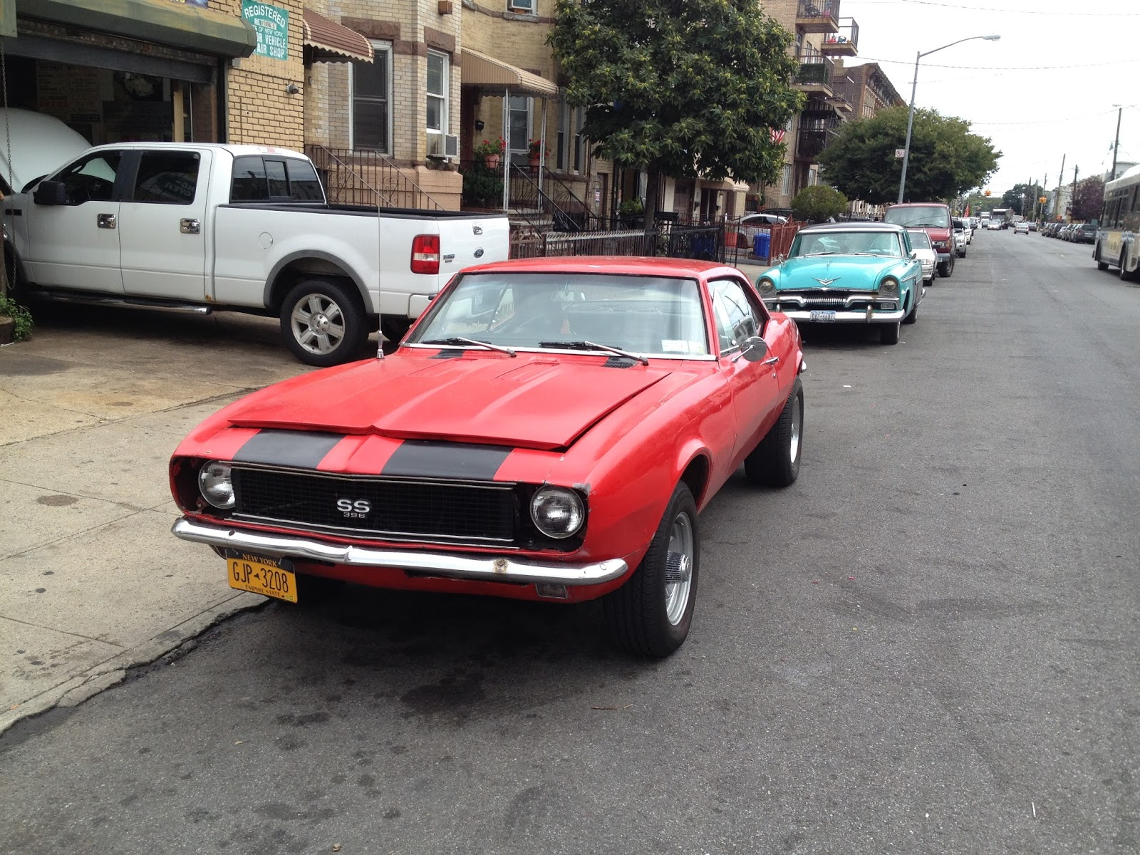 NYC Hoopties - Whips Rides Buckets Junkers and Clunkers: Today we\'re ...