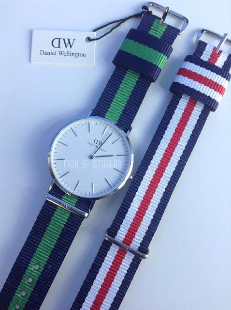 Classic Warwick / Daniel Wellington